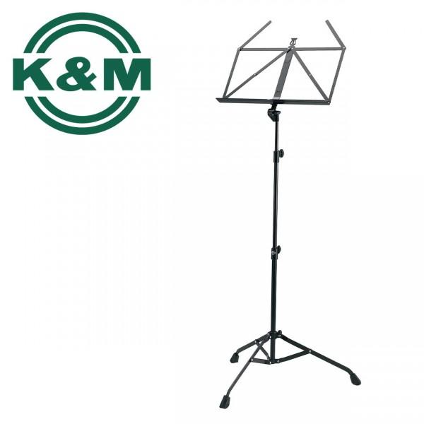 K&M Notenständer 107 schwarz