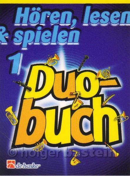 Hören, lesen & spielen Trompete, Duobuch 1