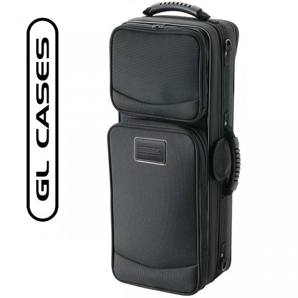 GL Cases Koffer für gerades Sopransaxophon GLI-Serie