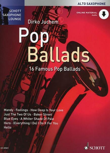 Dirko Juchem - Pop Ballads Alt Saxophon