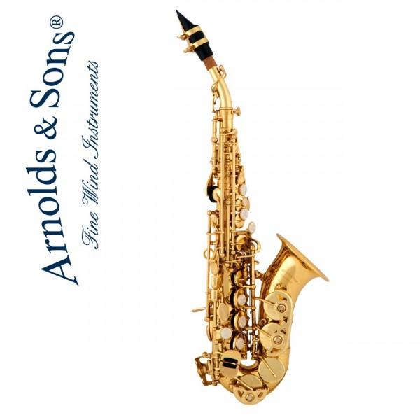 Arnolds & Sons Sopransaxophon ASS-101C