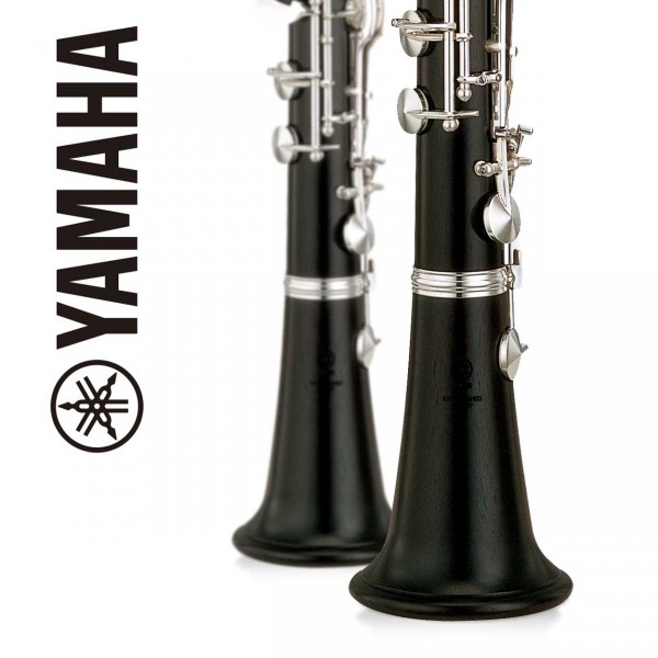 Yamaha Klarinettensatz YCL-857II & YCL-847II
