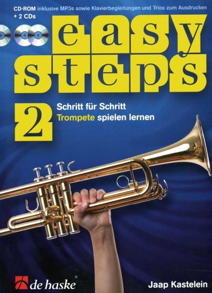 Easy Steps - Schritt für Schritt Trompete lernen Band 2