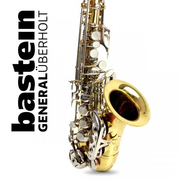 Rampone & Cazzani Sopran Saxophon gebogen