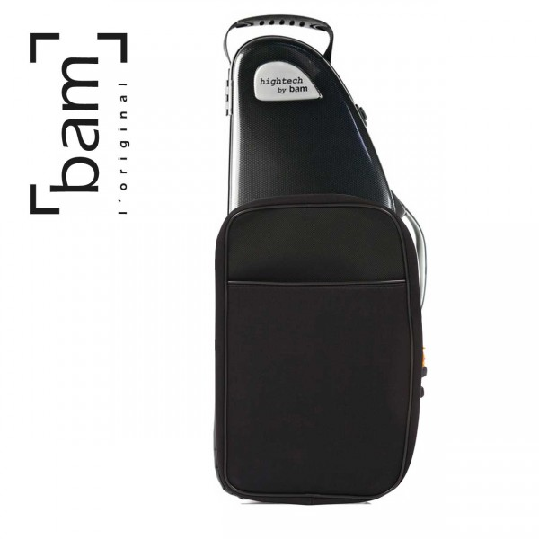 bam Altsaxophon-Etui Hightech 4101XLPC Pocket Carbon