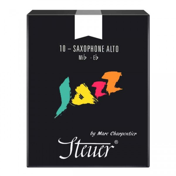 Steuer Altsaxophon Blätter Jazz