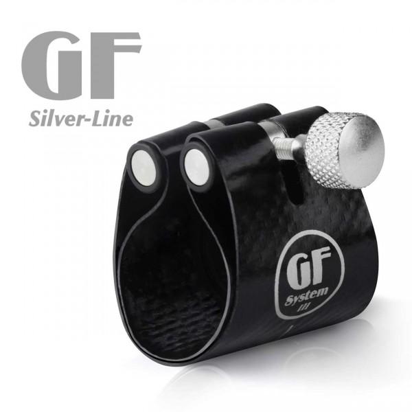 GF-System Blattschraube für Klarinette 'Silver-Line'