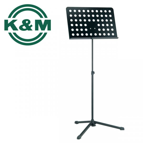 K&M Notenpult 12179 schwarz