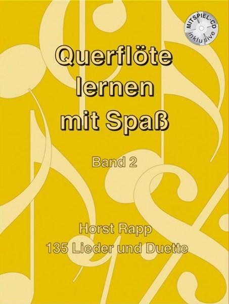 Horst Rapp - Querflöte lernen mit Spaß 2