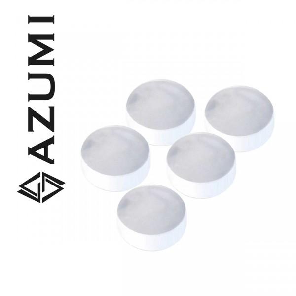 Azumi Ringklappenverschlüsse aus Kunststoff