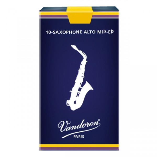 Vandoren Altsaxophon Blätter Classic