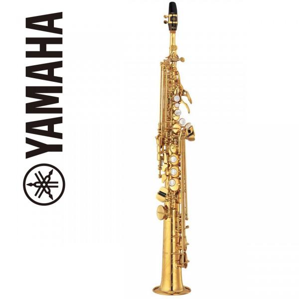 Yamaha Sopransaxophon YSS-875 EXHGG