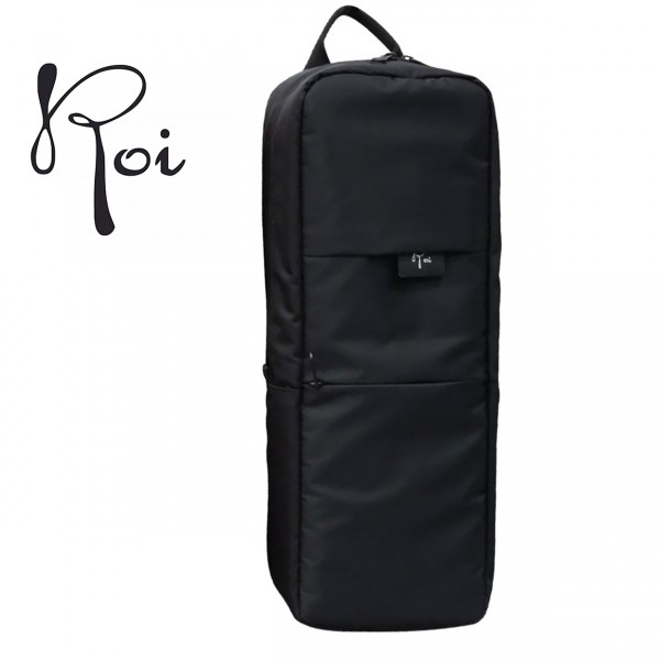 Roi Flute Cross Bag Flötentasche schwarz (black)