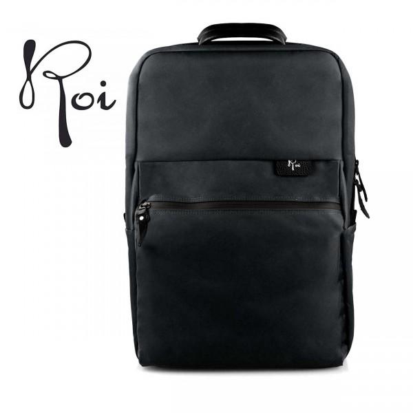 Roimusic Flöten-Rucksack schwarz (Backpack black)