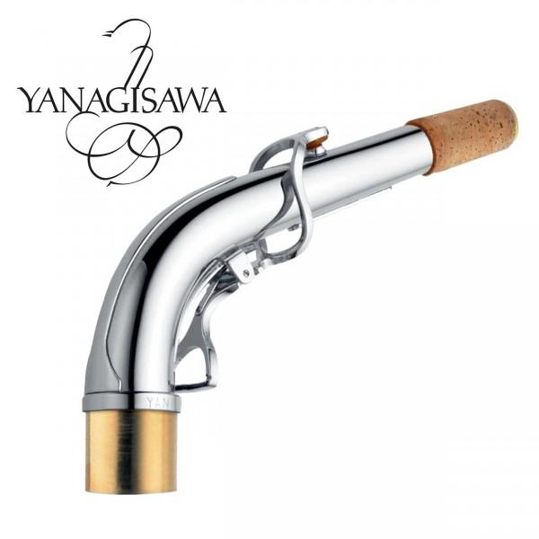Yanagisawa S-Bogen Altsaxophon versilbert WO10