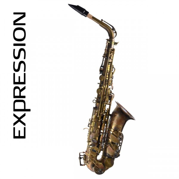 Expression Altsaxophon X-OLD