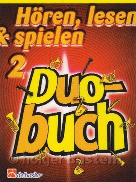 Hören, lesen & spielen Tenorposaune, Duobuch 2