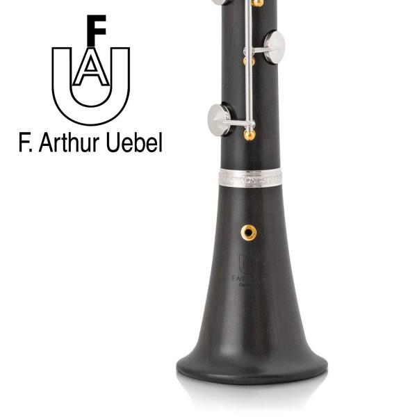 Uebel B-Klarinette Böhm Zenit Grenadill