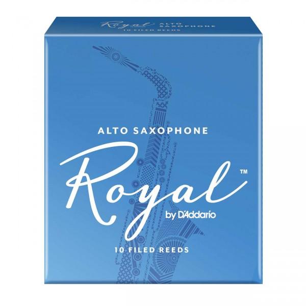 Royal by D'Addario Altsaxophon Blätter 10er Packung