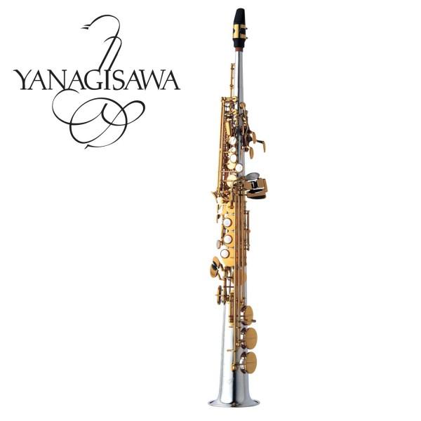 Yanagisawa Sopransaxophon S-WO3 Professional