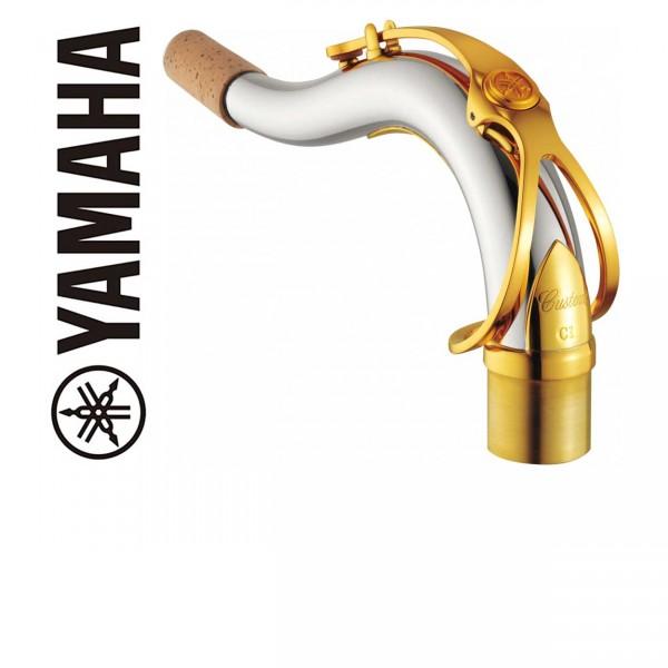 Yamaha S-Bogen Tenorsaxophon Custom Vollsilber (diverse Modelle)