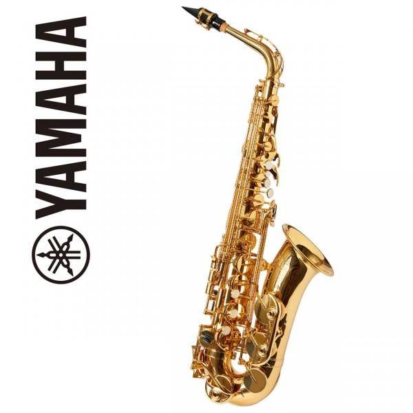 Yamaha Altsaxophon Plutus YAS-PLU1II