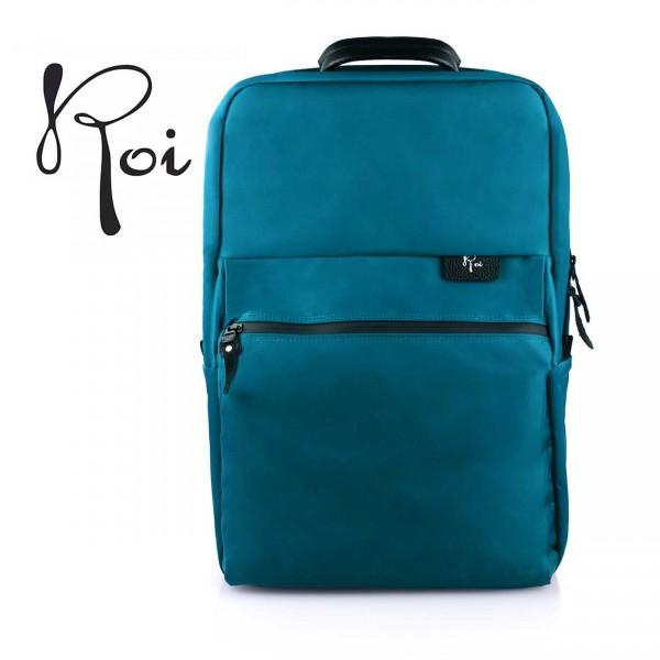 Roimusic Flöten-Rucksack türkis (Backpack blue)