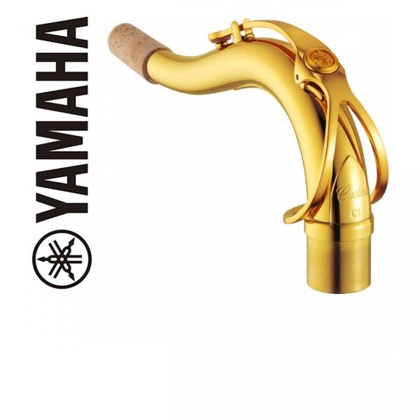Yamaha S-Bogen Tenorsaxophon Custom Goldlack (diverse Modelle)