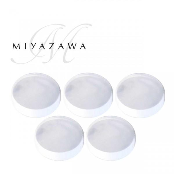 Miyazawa Silikon-Ringklappenverschlüsse hoch