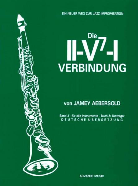 Die II-V-I Verbindung - Band 3