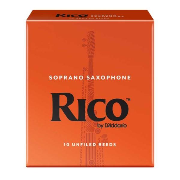 Rico by D'Addario Sopransaxophon Blätter