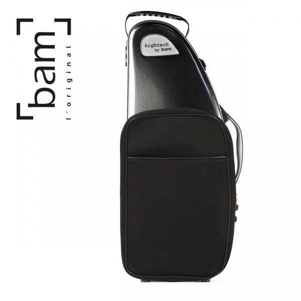 bam Altsaxophon-Etui Hightech 4101XLPT Pocket Tweed