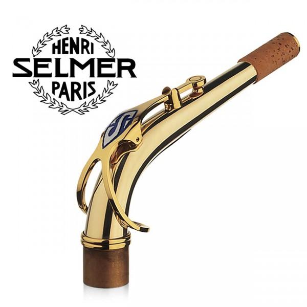Selmer S-Bogen Altsaxophon Serie-III Goldlack