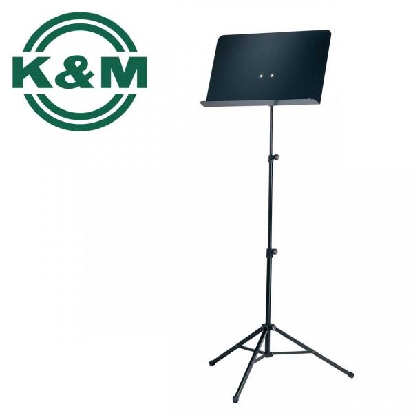 K&M Schulorchester-Notenpult 10068 schwarz