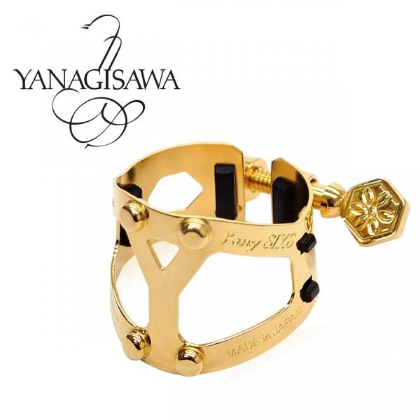 Yanagisawa Saxophon-Ligatur 'Yany Sixs' (diverse Größen)