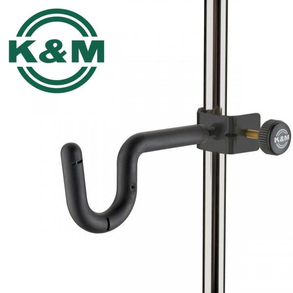 K&M Trompetenhalter 157 anschraubbar