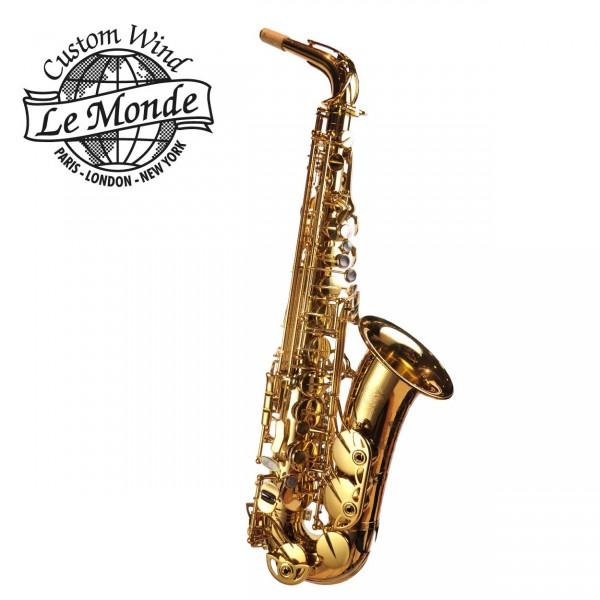 Le Monde Altsaxophon Global Lacquered