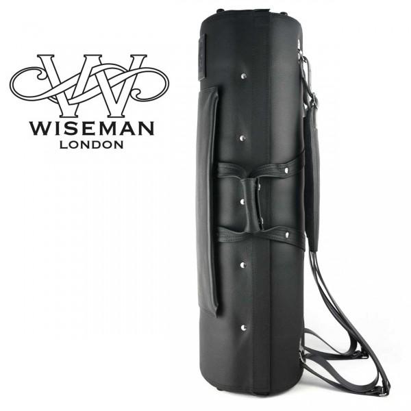 Wiseman Kombi-Etui Sopran/Altsaxophon (Leder)