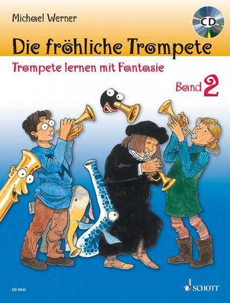 Die fröhliche Trompete Schule 2