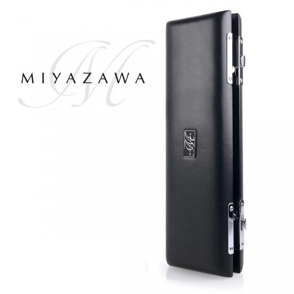 Miyazawa Etui für 2 separate Querflöten-Kopfstücke
