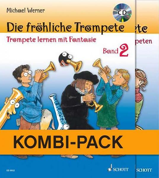 Die fröhliche Trompete Kombiband 2