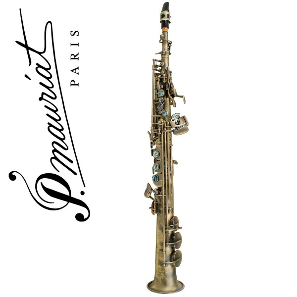 P. Mauriat Sopransaxophon 76 2nd-Edition
