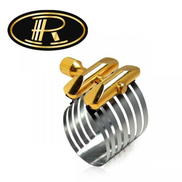 Rovner Ligatur Saxophon 'Platinum'