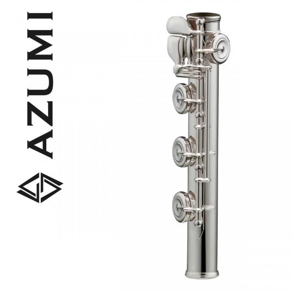 Azumi Fußstück H-Fuß Querflöte für Z3 (Sterling Silber)