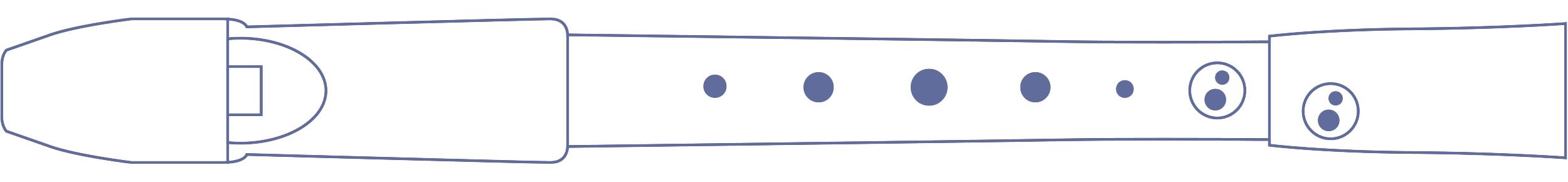 Blockfloete-deutsch-doppelloch