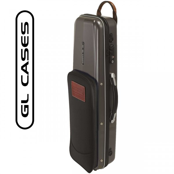GL Cases Combi Plus Koffer Sopransaxophon (anthrazit)