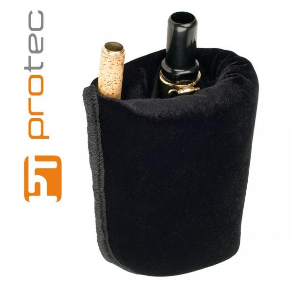 Protec Tasche Baritonsax S-Bogen/Mundstück A208