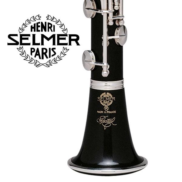Selmer Es-Klarinette Böhm Recital