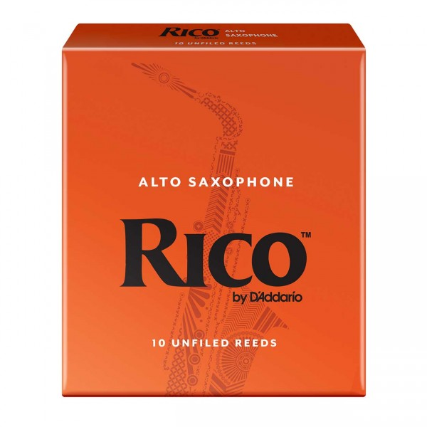 Rico by D'Addario Altsaxophon Blätter