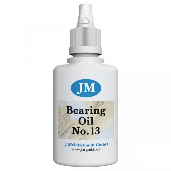 JM Meinlschmidt Bearing Oil (Zylinderventil-Öl) - No. 13